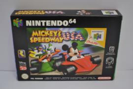 Mickey's Speedway USA - NEW (N64 NEU6)