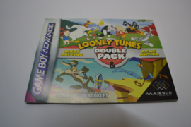 Looney Tunes Double Pack - Dizzy Driving & ACME Antics (GBA  EUR MANUAL)