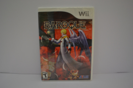Baroque NEW Factory Sealed (Wii USA)