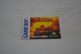 Super Battletank (GB USA MANUAL)