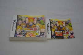 Dragon Ball Z Super Sonic Warriors 2 (DS EUR CIB)