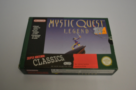 Mystic Quest Legend (SNES HOLCIB )