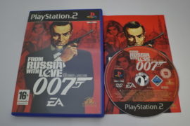 007 - From Russia With Love (PS2 PAL)