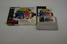 Super Hockey (SNES FAH/SFRA CIB)