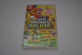 New Super Mario Bros U - Deluxe NEW (SWITCH HOL)