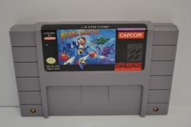 Mega Man X (SNES USA)