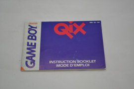 Qix (GB FAH MANUAL)