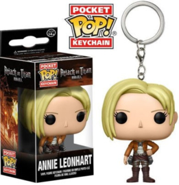Pocket POP! Keychains: Annie Leonhart - Attack on Titan