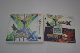 Pokemon X (3DS HOL CIB)