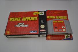 Mission: Impossible (N64 HOL CIB)