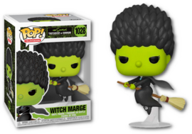 POP! Witch Marge - The Simpsons: Treehouse of Horror NEW (1028)