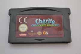 Charlie and the Chocolate Factory  (GBA  EUR)