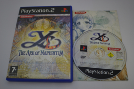 Ys - The Ark of Napishtim (PS2 PAL)