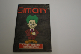 Sim City ( SNES HOL MANUAL)