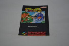 Super Mario World 2: Yoshi's Island (SNES NOE MANUAL)