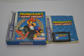 Mario Kart Super Circuit (GBA NEU6 CIB)