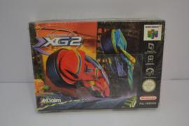 Extreme-G 2 XG2 - SEALED (N64 EUR)