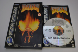 Doom  (SATURN PAL)