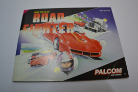 Road Fighter (NES FRA MANUAL)