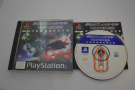 Colony Wars Vengeance (PS1 PAL)