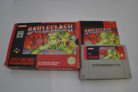 Battleclash (SNES FAH CIB)