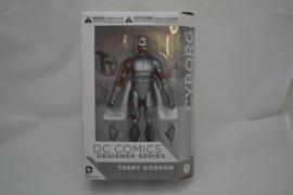 Cyborg Dc Comics Designer Series (Terry Dodson)