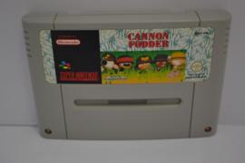 Cannon Fodder (SNES EUR)