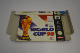 World Cup 98 (N64 ITA BOX ONLY)