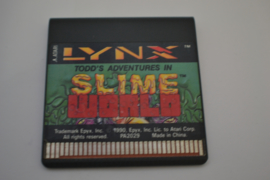 Todd's Adventures in Slime World (LYNX)