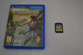 Uncharted Golden Abyss (VITA)