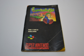 Lemmings (SNES FAH MANUAL)