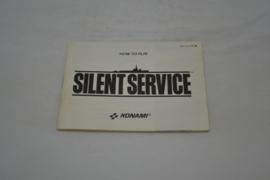 Silent Service (NES FRA MANUAL)