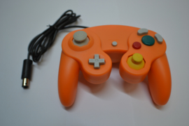 Wired Controller for Wii & GameCube - Orange NEW