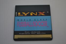 World Class Fussball/Soccer (LYNX)