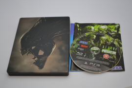 Aliens vs Predator Steelbook (PS3 CIB)