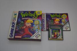 Wendy Every Witch Way (GBC EUR CIB)