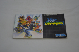 Kid Chameleon (MD MANUAL)