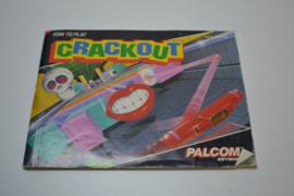 Crackout (NES FRA MANUAL)