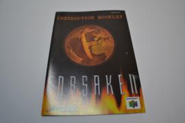 Forsaken (N64 UKV MANUAL)