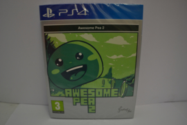 Awesome Pea 2 - SEALED (PS4)