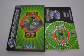 Sega Worldwide Soccer 97 (SATURN)