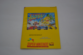 Street Racer (SNES EUR MANUAL)
