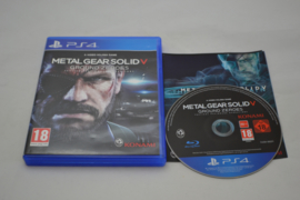 Metal Gear Solid V: Ground Zeroes (PS4 CIB)
