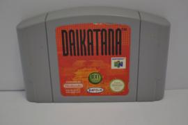 Daikatana (N64 EUR)