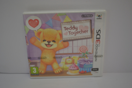 Teddy Together NEW/SEALED  (3DS HOL)