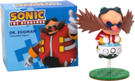 Sonic The Hedgehog - Dr. Eggman Collectable Figure NEW