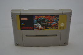 Street Fighter II (SNES FAH)