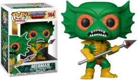 POP! Merman - Masters of the Universe - New (564)