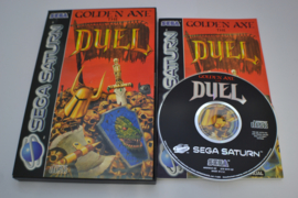 Golden Axe - The Duel Sega (SATURN)