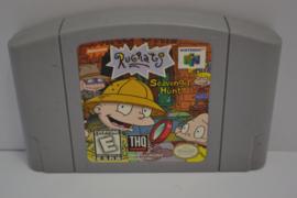 Rugrats - Scavenger Hunt (N64 USA)